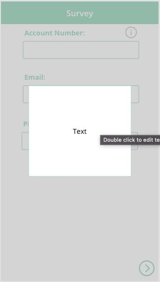 Modal Textbox